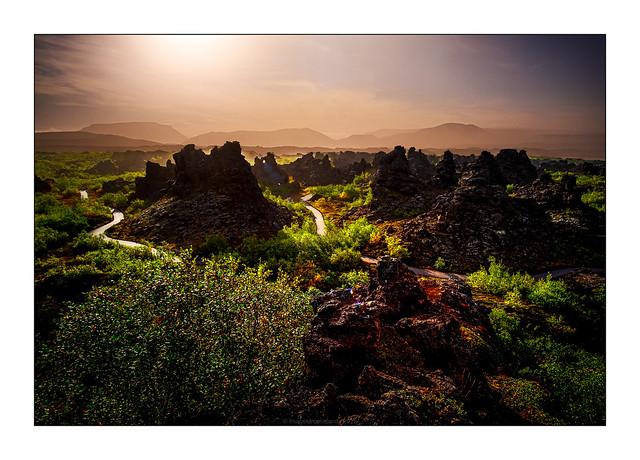 Dimmuborgir - Dark Castles