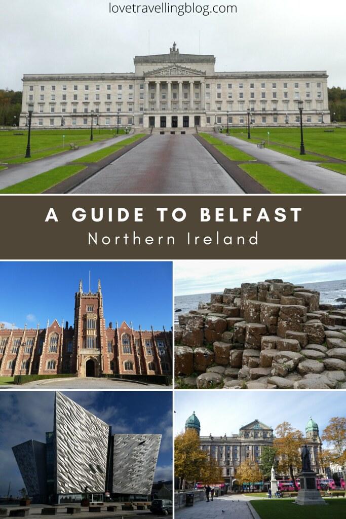 Belfast Travel Guide