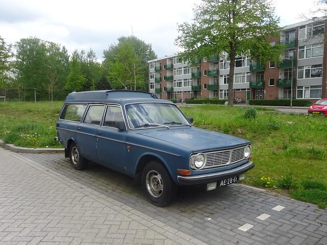 AE-28-65 Volvo 145 Express 1971 / 1998 Deventer
