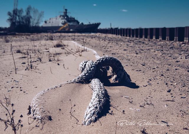 ~Hope holds you fast like an anchor so you don't give way.