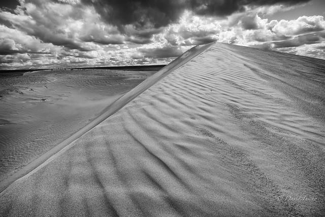 Sand to sky