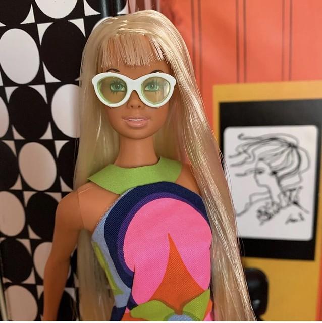 Happy Birthday, Malibu Barbie