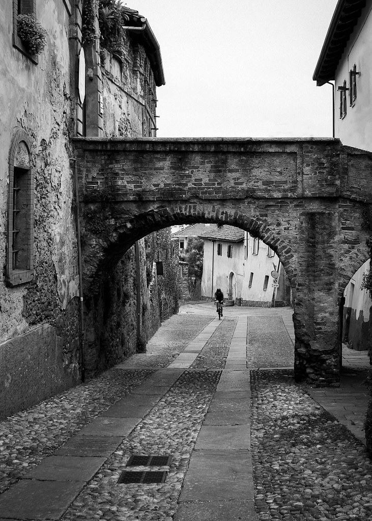 Pedalando ad Avigliana