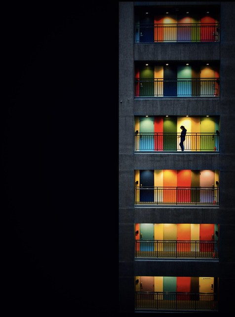 The Soho building, Tokyo