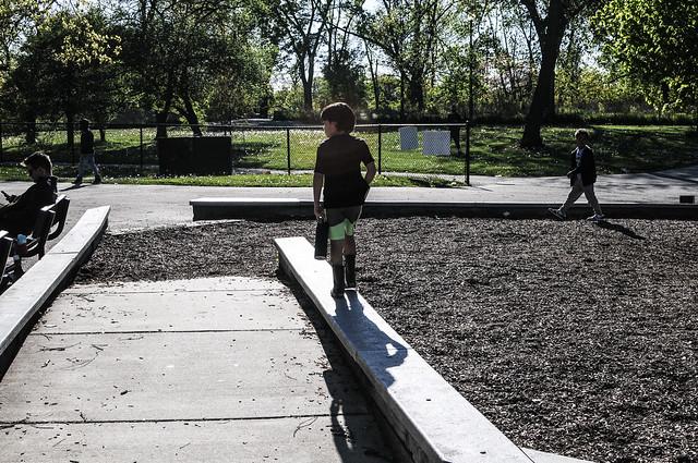 Red Playground 29