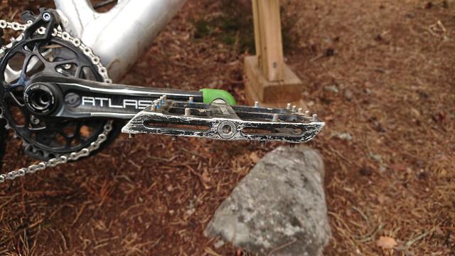 Catalyst pedals