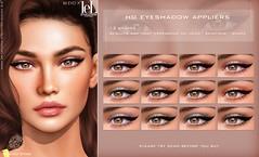 Synergy - Lelutka HD Eyeshadow Applier for EVO/EVO X heads - Vienna♥