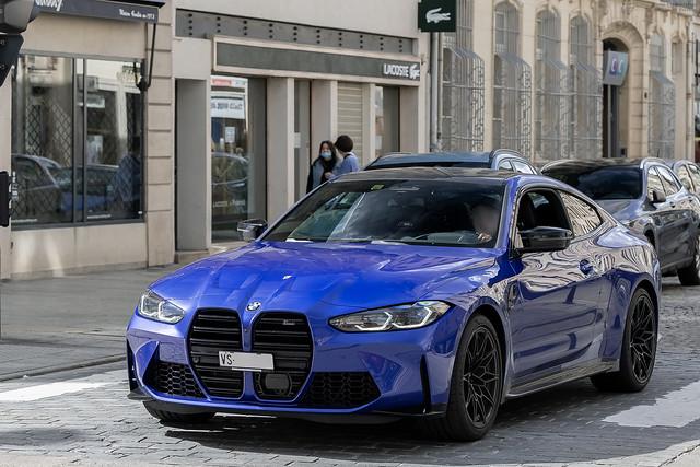BMW M4 Competition Coupé G82