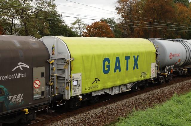 87 TEN 80 D-GATXD 4668 214-2 Shmmns - Mortsel - 22/010/2020.