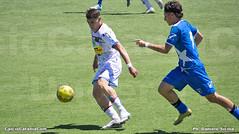 Under17 Juve Stabia-Catania 0-2: gol di Biondi e Caramanno, ed è tris di vittorie