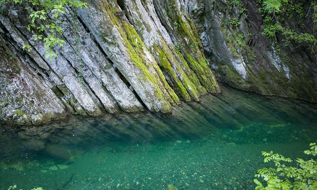 Parco delle Gole della Breggia (Valle di Muggio - Ticino)