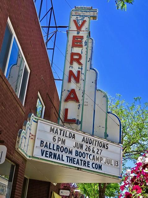 Vernal Theatre, Vernal, UT