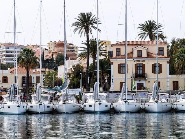Lavrio - Port