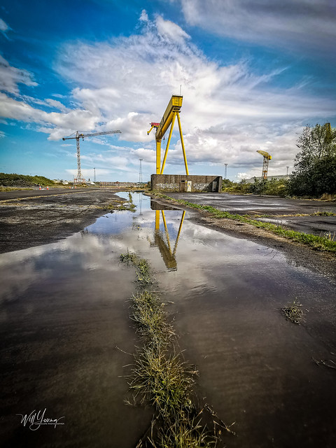 Harland & Wolff - Time Off Reflection