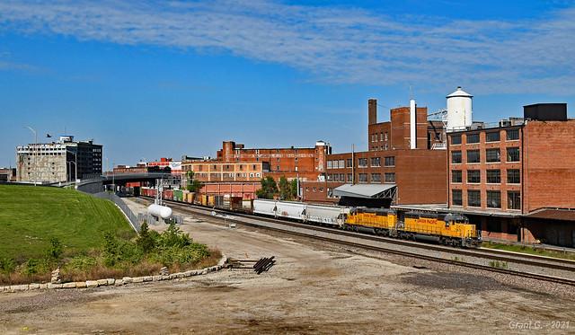 Eastbound Transfer in Kansas City, MO