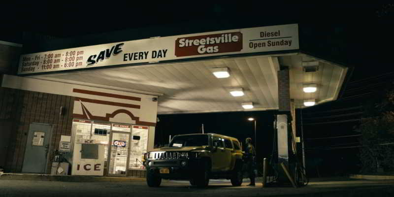 Streetsville Gas Station