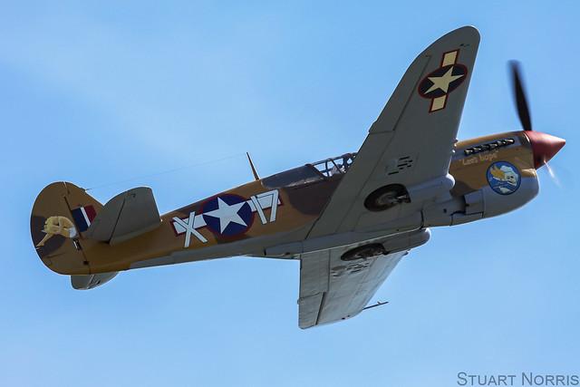 P-40F Warhawk 41-19841