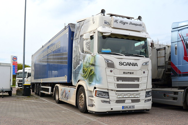 D - Scania S Next Gen Highline - K. Koyro Transporte