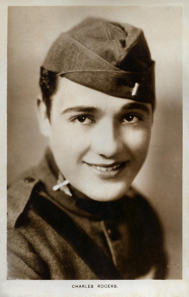 Charles Rogers in Wings (1927)