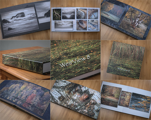 WeirView 8 - A Fine Art Album dedicated to 'The Art Of Seeing With Feeling'