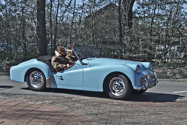 Triumph TR3 1958 (2183)