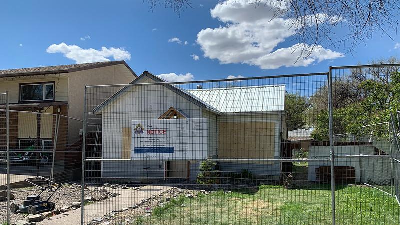 Sheriffs close Lethbridge drug house