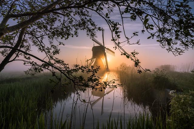 Broekmolen Sunrise