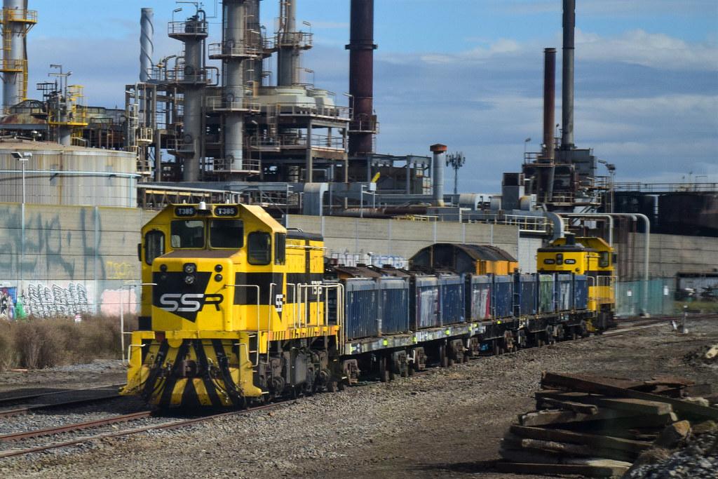 SSR - Short Works Train by Shawn Stutsel