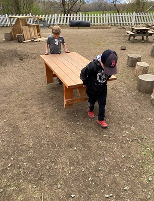 table moving