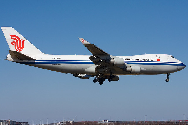 B-2475, Boeing 747-4FT(F), Air China Cargo