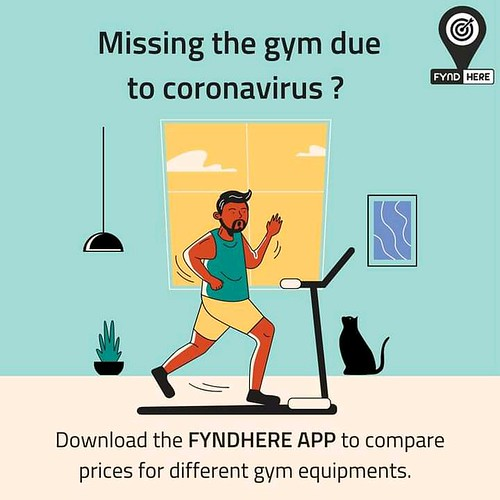 FyndHere - Gym Equipments Store