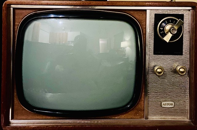 133/365 An Astor Portable Television set c. 1965.  Royal R11P/7 (Series 7 Chassis), Astor (brand), Radio Corporation Pty. Ltd.; Melbourne: