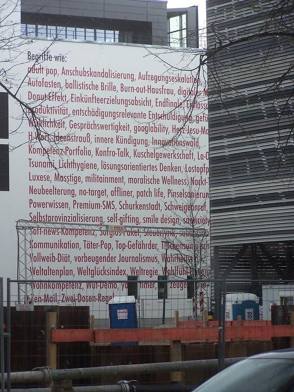 Begriffe wie Balanstraße