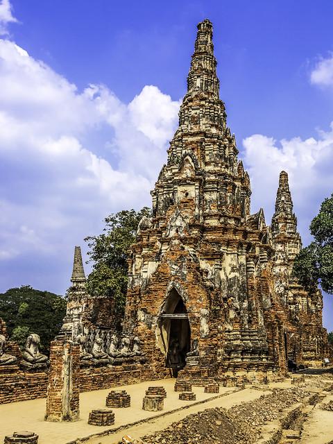 8163a Wat Chai Watthanaram, Ayutthaya, Thailand