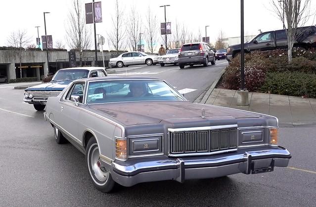 1978 Mercury Grand Marquis 2-door hardtop