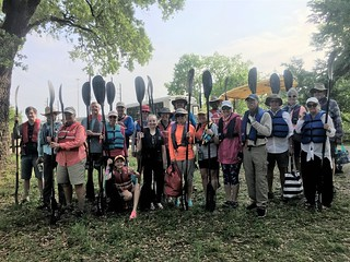 2021 May Kayak Buffalo Bayou