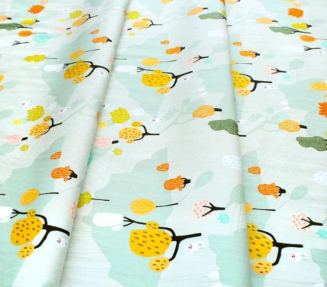 Art Gallery Fabrics Oh, Woof! Freedom Stroll