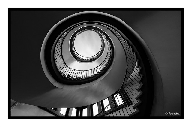 Hamburg Staircase