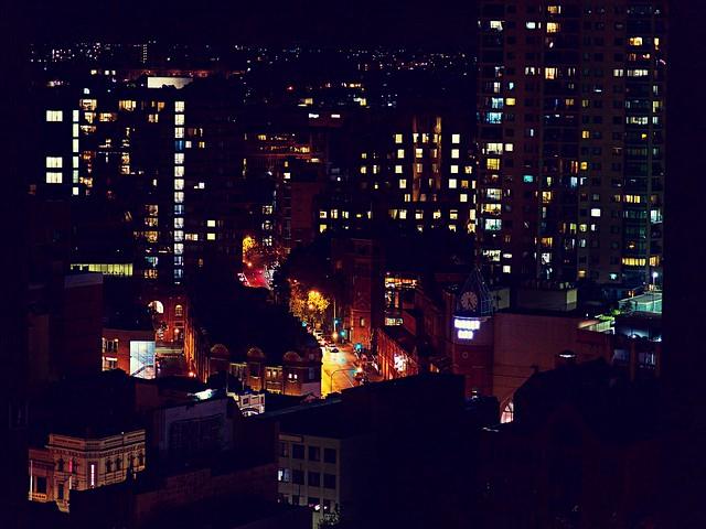CITY OF LIGHTS.