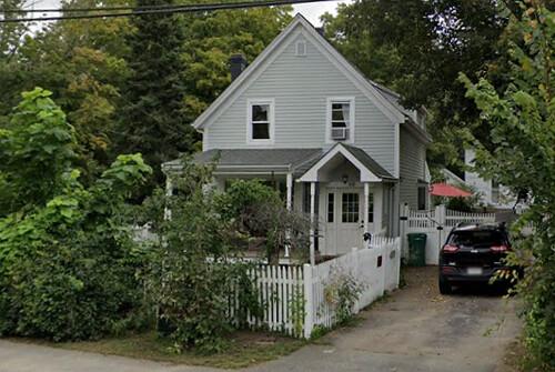 Center Street, 432, 432 Center Street, Easton, MA, info, Easton Historical Society
