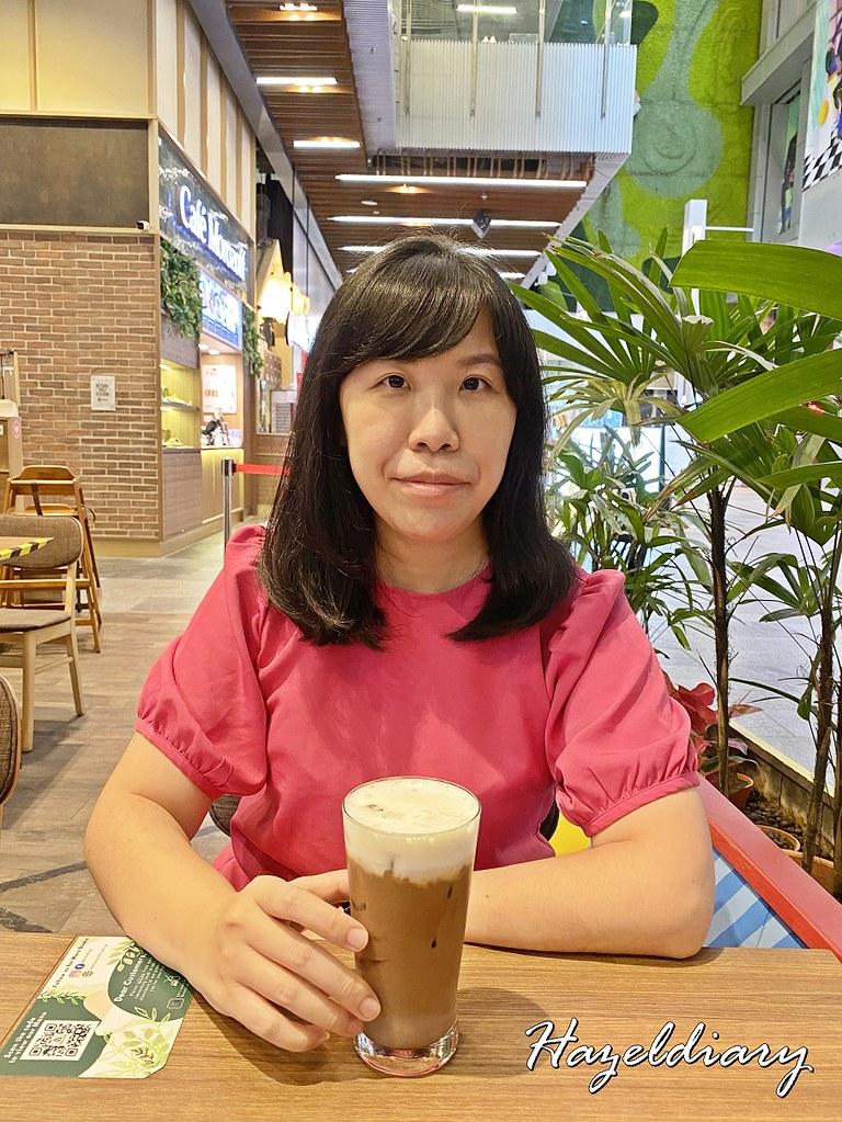 Walking on Sunshine Orchard Central-Aqua Hair Treatment Singapore Hazeldiary 1