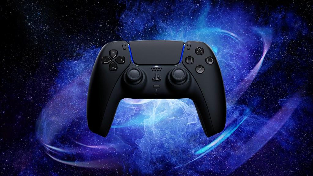 Midnight Black DualSense Controller