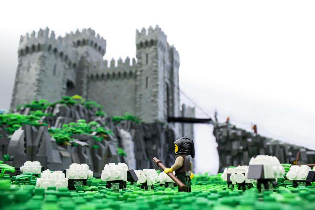 Storst Castle Pasture