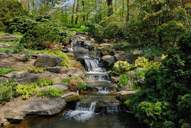 Rock Garden, New York Botanic Garden, Bronx, New York
