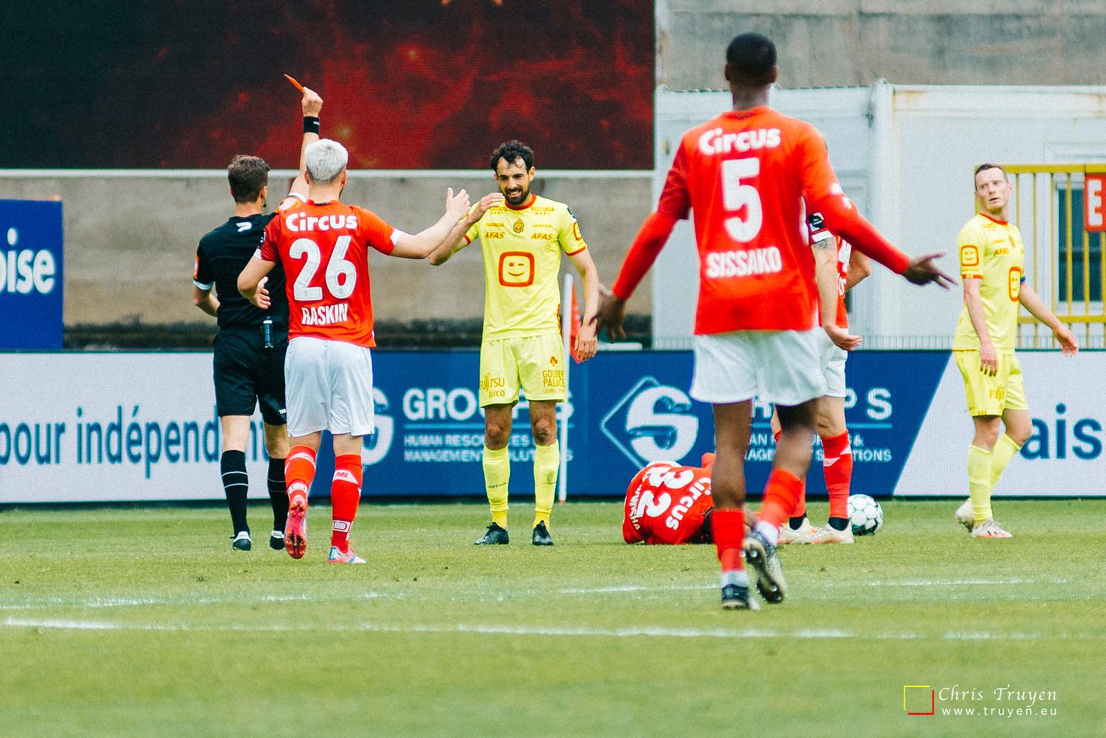 R Standard de Liège - KV Mechelen