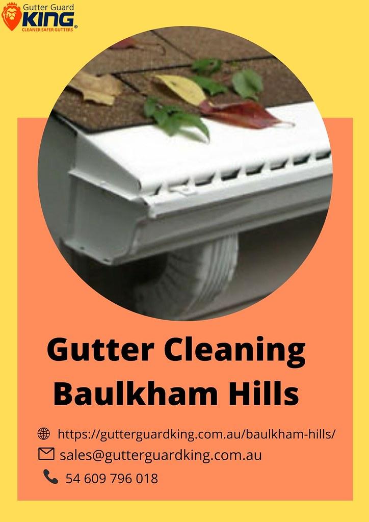 Gutter Cleaning Baulkham Hills
