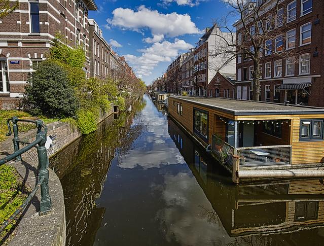 Amsterdam : Lijnbaansgracht.
