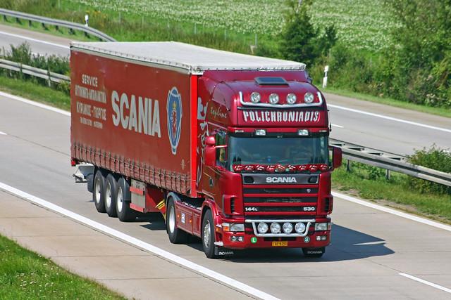 Scania 144L-530  Polichroniadis
