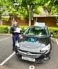 Congrats to Akash on passing his driving test this afternoon at Isleworth 1st time !!!!!Well done!!!!:red_car::red_car::red_car::red_car::red_car::red_car::red_car::red_car:.