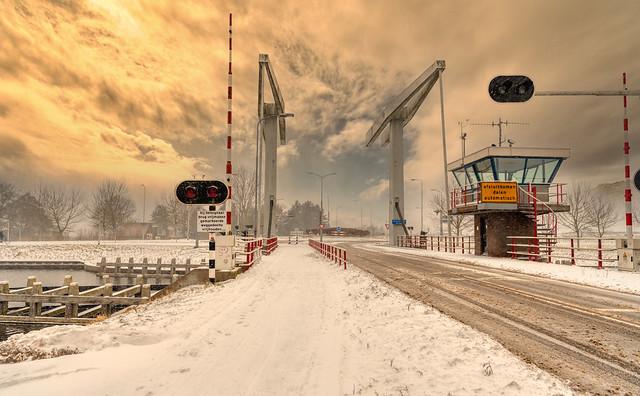 Schoorldammerbrug, Holland.